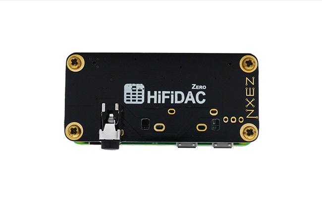 HiFi DAC Zero 扩展板
